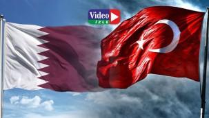 Türkiye ile Katar arasında 10 anlaşma imzalandı