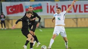 Türkiye Kupası:  Ankaragücü: 1 - Kocaelispor: 2