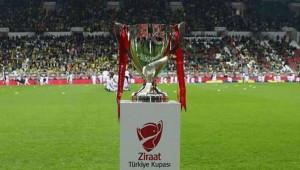 Türkiye Kupası'nda  eşleşmeleri belli oldu