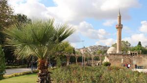 Urfa'da yağmurlar mola verdi