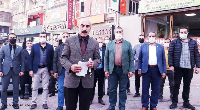 Urfa'dan Kılıçdaroğlu'na destek