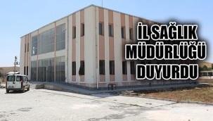 8 tane hizmet binası açıldı