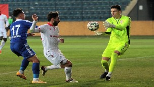 Ankaraspor: 1 - Yılport Samsunspor: 2