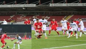 Balıkesirspor: 0 - Adana Demirspor: 1