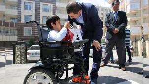 Baydilli'den Engelliler Günü Mesajı
