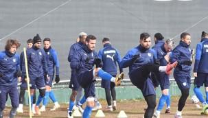 BB Erzurumspor, maç hazırlıklarını tamamladı