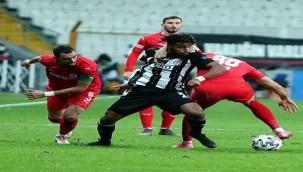 Beşiktaş: 3 - Sivasspor: 0