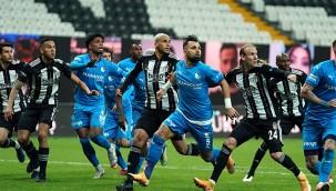 Beşiktaş: 4 - BB Erzrumspor: 0