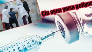 Çin aşısının ne zaman geleceği belli oldu