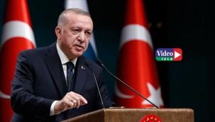 Cumhurbaşkanı Erdoğan: Eserler ait olduğu topraklarda