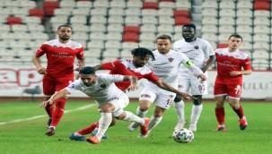 FT Antalyaspor: 0 - Atakaş Hatayspor: 6