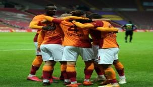 Galatasaray, 4. galibiyetini aldı