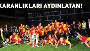 Galatasaray'dan cevap gecikmedi