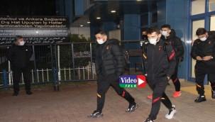 Galatasaray Trabzon'da hazır