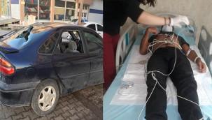 Gazeteci 5'nci defa saldırıya uğradı