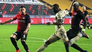 Gaziantep FK: 3 - Fenerbahçe: 1