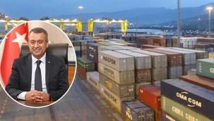 Gaziantep, Kasım'da ihracat rekoru kırdı