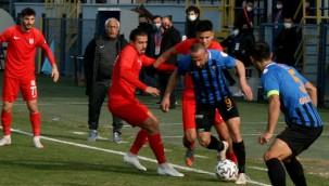 Karacabey Belediyespor - Pendikspor: 1-0