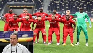 Maccabi Tel Aviv: 1 - DG Sivasspor: 0
