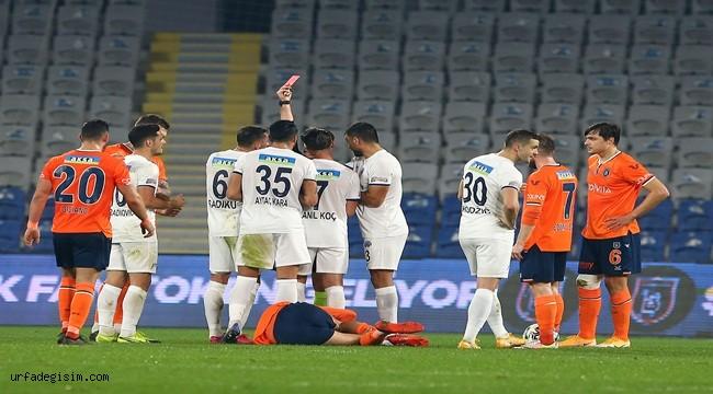 Medipol Başakşehir: 2 - Kasımpaşa: 2