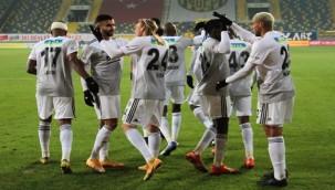 MKE Ankaragücü: 0 - Beşiktaş: 1