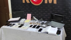 Paravan şirkete operasyon: 14 gözaltı