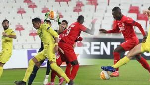 Sivasspor: 0 - Villarreal: 1