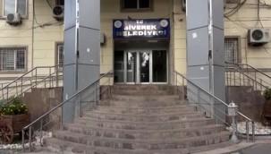 Siverek Belediyesinde istifa depremi