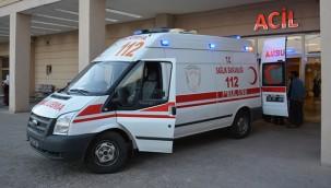 Urfa'da trafik kazası: 5 yaralı