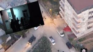 Terör örgütü operasyonunda 2 tutuklama