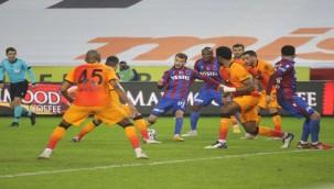 Trabzonspor: 0 - Galatasaray: 2