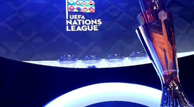 UEFA Uluslar Liginde  Final eşleşmeleri belli oldu