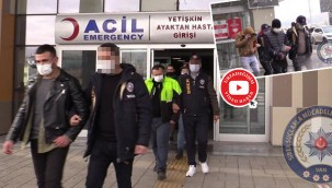 Van merkezli Urfa'da operasyon: 21 gözaltı