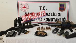 3 ilçede silah kaçakçılarına operasyon