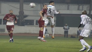 A. Hatayspor: 2 - Beşiktaş: 2