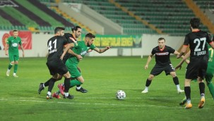 Akhisarspor: 0 - Adanaspor: 1