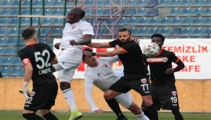 Ankaraspor: 0 - Adanaspor: 2