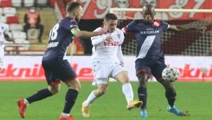 Antalyaspor 1 - Trabzonspor: 1
