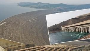 Atatürk Barajı'ndan enerjiye büyük katkı