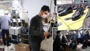 Ayakkabıda 101 milyon dolarlık ihracat