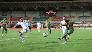 Aytemiz Alanyaspor: 4 - BB Erzurumspor: 1