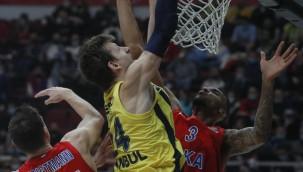 CSKA Moskova: 83 - Fenerbahçe Beko: 89