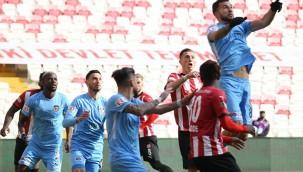 DG Sivasspor: 2 - Gaziantep FK: 1