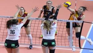 Dresdner: 1 - Galatasaray HDI Sigorta: 3