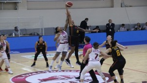 Elazığ İl Özel İdare: 79 - Galatasaray: 87
