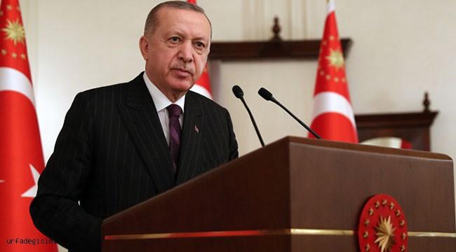 """Erdoğan: ''Ülkemiz her konuda avantajlara sahip"""""""