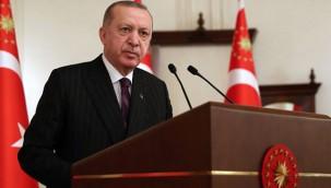 Erdoğan'dan su tasarrufu açıklaması
