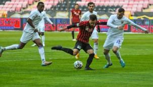 Eskişehirspor: 0 - Ankaraspor: 0