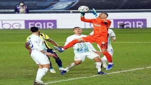 Fenerbahçe galibiyeti yakaladı