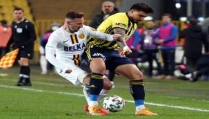 Fenerbahçe: 3 - Ankaragücü: 1